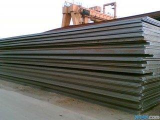 Mn13钢板商家冬储意向低