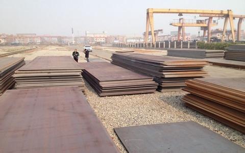 商洛Mn13钢板市场的利空似乎已逐渐释放