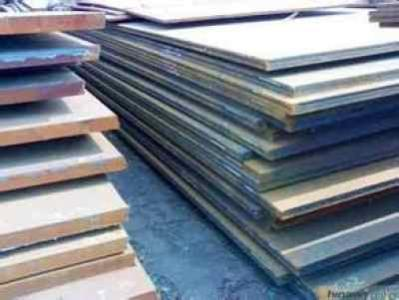 沈阳Mn13钢板市场出货压力有所增大
