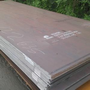 池州Mn13钢板市场弱势运行