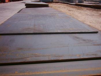 阜新Mn13钢板市场可供资源十分有限