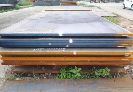 南京Mn13钢板商家继续报低出货