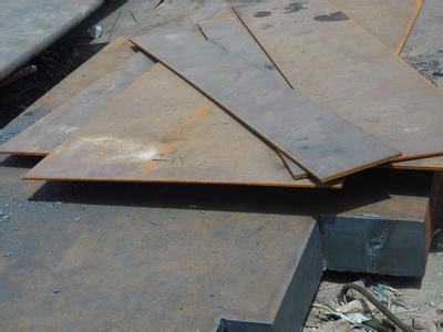 巢湖Mn13钢板价格稳中运行